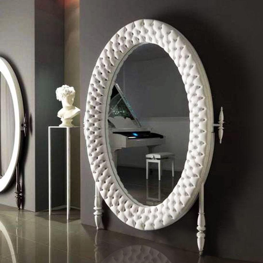 Зеркало натурального камня